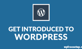 Introducción a WordPress Here - Para principiantes