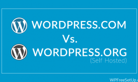 Blog de WordPress.com vs. WordPress.Org (auto hospedado)